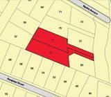 Opportunity to Build at Supreme Location