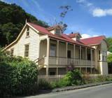 Historic Habitat Villa Kohukohu
