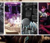 Sound, light, DJ gear, Photography for events- The Production Agency