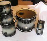 Pearl 2006 ELX complete drumset in