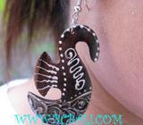 earring jewelry made in bali