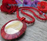 shell necklace jewelry