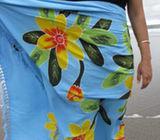 sarong batik handpainting