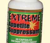 100% all natural Extreme Appetite Suppressant