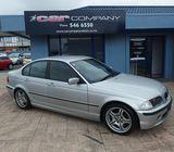 BMW 320i Sedan 2000 for sale