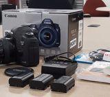 Canon EOS 5D Mark III Digital SLR with EF 24-105mm + Lens