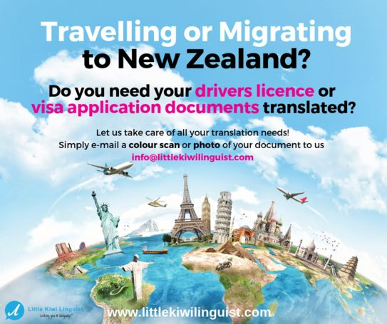 Certified English Translations For Immigration Nz Nzta