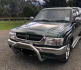 Toyota Hilux Sr5 D/C 2 WD 2004