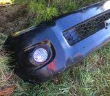 Front Bumper - 2010 Toyota Hilux SR5 4WD