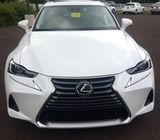 FOR SALE: 2017 Lexus IS 300 Used