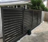 Sliding Automatic & Manual Residential and Automatic Gates