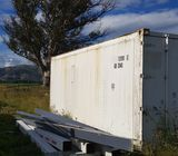 20ft Insulated Shipping Container