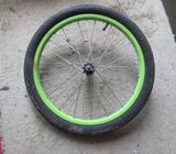 one front wheel for bmx diamond back rim