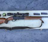 Anschutz Model 520 Cal .22 Long Rifle