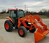 2013 KUBOTA M7040 4x4 loader tractor