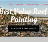 Best Value Roof Painting Services