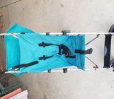 Pram + stroller