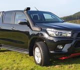 2017 Toyota Hilux Sr5 Td Dc