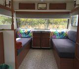 Alpha  Colonial 1975 Caravan