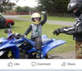 Stolen from palmerston nth. AD rossi helmets. Oxford biohazard. Rst jackets. Motor tec jacket. Leath