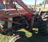 165 massy Ferguson tractor