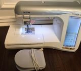 Embroidery Sewing Machines Brother Innovis 4000D