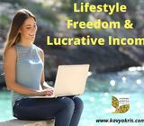 Work from Home, Flexible Hours & Uncapped earnings