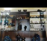 Large China Wall Cabinet