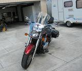 Immaculate Kawasaki Vulcan Classic for sale