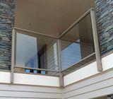 Glass Balustrade in NZ