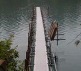 Whitebait Stand - Waiatoto River