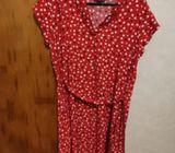 Jacqui E dress, size 10