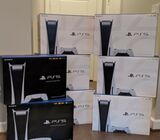 PREMIUM QUALITY UNOPENED!!NEW PS4 PS5 PRO 1TB 2TB SLIM 1TB Console, 5 GAMES & 2 Controllers VR