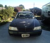$1200 ono 2ltr Nissan great beginners car