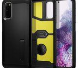 Samsung galaxy s21 Spigen Tough Armour Case!