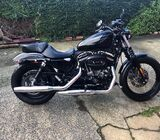 Harley Davidson 1200cc Sportser/Nightster 2010