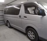 Toyota Hiace 2007 - Parting out