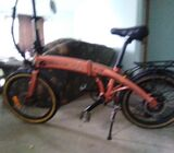 2 ebikes up for grabs