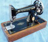 Vintage 1930 Singer Sewing machine