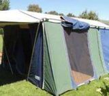Tent Great Outdoors Manor