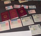 buy Identity cards, driving license, passports, marriage certificates, COVID-19 Vaccination Certific
